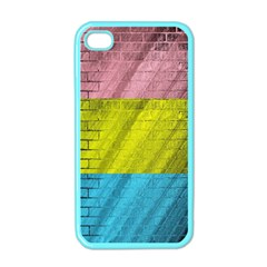 Brickwall Apple Iphone 4 Case (color)