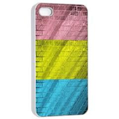 Brickwall Apple Iphone 4/4s Seamless Case (white)