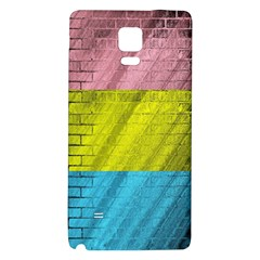 Brickwall Galaxy Note 4 Back Case