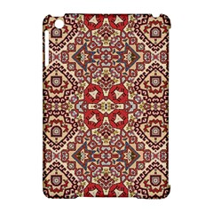 Seamless Pattern Based On Turkish Carpet Pattern Apple Ipad Mini Hardshell Case (compatible With Smart Cover)