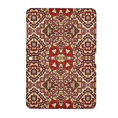 Seamless Pattern Based On Turkish Carpet Pattern Samsung Galaxy Tab 2 (10 1 ) P5100 Hardshell Case  by Nexatart