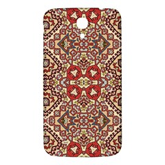 Seamless Pattern Based On Turkish Carpet Pattern Samsung Galaxy Mega I9200 Hardshell Back Case by Nexatart