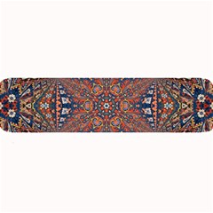 Armenian Carpet In Kaleidoscope Large Bar Mats by Nexatart