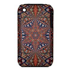 Armenian Carpet In Kaleidoscope Iphone 3s/3gs by Nexatart