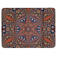 Armenian Carpet In Kaleidoscope Samsung Galaxy Tab 7  P1000 Flip Case by Nexatart