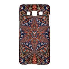 Armenian Carpet In Kaleidoscope Samsung Galaxy A5 Hardshell Case  by Nexatart
