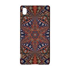 Armenian Carpet In Kaleidoscope Sony Xperia Z3+ by Nexatart