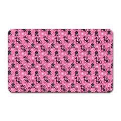 Cute Cats I Magnet (rectangular)