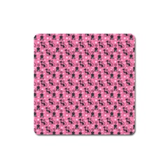 Cute Cats I Square Magnet by tarastyle