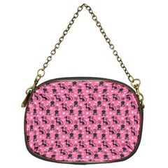 Cute Cats I Chain Purses (one Side)