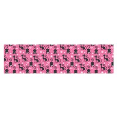 Cute Cats I Satin Scarf (oblong) by tarastyle
