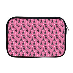 Cute Cats I Apple Macbook Pro 17  Zipper Case