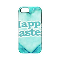 Happy Easter Theme Graphic Apple Iphone 5 Classic Hardshell Case (pc+silicone) by dflcprints