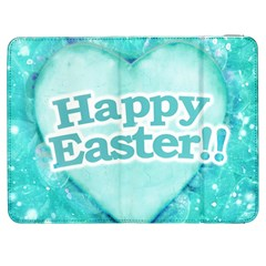 Happy Easter Theme Graphic Samsung Galaxy Tab 7  P1000 Flip Case by dflcprints