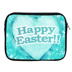 Happy Easter Theme Graphic Apple Ipad 2/3/4 Zipper Cases by dflcprints