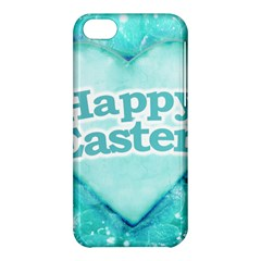 Happy Easter Theme Graphic Apple Iphone 5c Hardshell Case by dflcprints