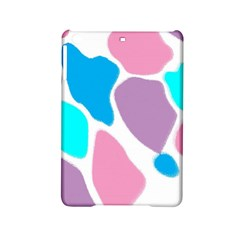 Baby Pink Girl Party Pattern Colorful Background Art Digital Ipad Mini 2 Hardshell Cases by Nexatart