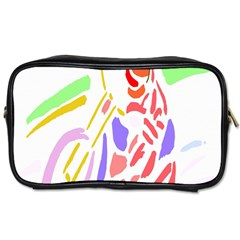 Motorcycle Racing The Slip Motorcycle Toiletries Bags 2 Side by Nexatart