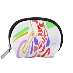 Motorcycle Racing The Slip Motorcycle Accessory Pouches (small)  by Nexatart