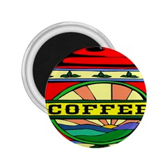 Coffee Tin A Classic Illustration 2 25  Magnets by Nexatart