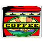 Coffee Tin A Classic Illustration Rectangular Jigsaw Puzzl