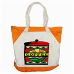 Coffee Tin A Classic Illustration Accent Tote Bag