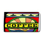 Coffee Tin A Classic Illustration Medium Bar Mats