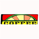 Coffee Tin A Classic Illustration Large Bar Mats