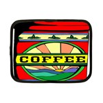 Coffee Tin A Classic Illustration Netbook Case (Small)