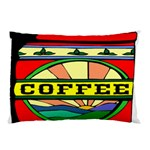 Coffee Tin A Classic Illustration Pillow Case