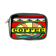 Coffee Tin A Classic Illustration Coin Purse by Nexatart