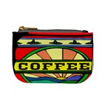 Coffee Tin A Classic Illustration Mini Coin Purses