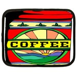 Coffee Tin A Classic Illustration Netbook Case (XL)