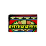 Coffee Tin A Classic Illustration Cosmetic Bag (Small)