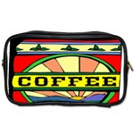 Coffee Tin A Classic Illustration Toiletries Bags