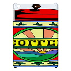 Coffee Tin A Classic Illustration Apple Ipad Mini Hardshell Case