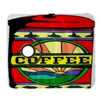 Coffee Tin A Classic Illustration Galaxy S3 (Flip/Folio)