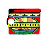 Coffee Tin A Classic Illustration Kindle Fire HD (2013) Flip 360 Case