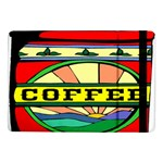 Coffee Tin A Classic Illustration Samsung Galaxy Tab Pro 10.1  Flip Case
