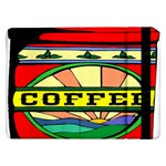 Coffee Tin A Classic Illustration Samsung Galaxy Tab Pro 12.2  Flip Case