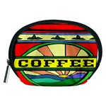 Coffee Tin A Classic Illustration Accessory Pouches (Medium)