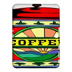 Coffee Tin A Classic Illustration Samsung Galaxy Tab 4 (10.1 ) Hardshell Case