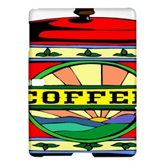 Coffee Tin A Classic Illustration Samsung Galaxy Tab S (10 5 ) Hardshell Case  by Nexatart