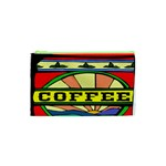 Coffee Tin A Classic Illustration Cosmetic Bag (XS)