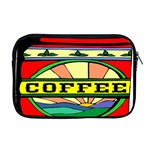 Coffee Tin A Classic Illustration Apple MacBook Pro 17  Zipper Case