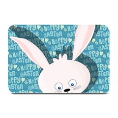 Easter Bunny  Plate Mats by Valentinaart