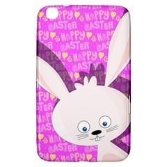 Easter Bunny  Samsung Galaxy Tab 3 (8 ) T3100 Hardshell Case  by Valentinaart