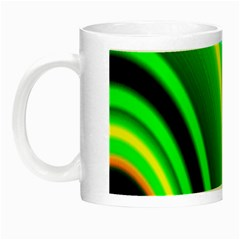Multi Colorful Radiant Background Night Luminous Mugs by Nexatart