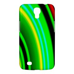 Multi Colorful Radiant Background Samsung Galaxy Mega 6 3  I9200 Hardshell Case
