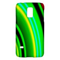 Multi Colorful Radiant Background Galaxy S5 Mini